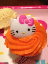 girls cupcake ideas, Hello Kitty cupcake, cupcakes